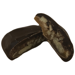 DARK WOLFIES (CARAMEL PECAN PATTIE)