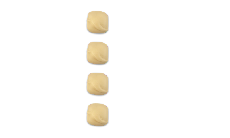WHITE CARAMELS